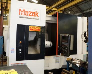 CNC – Mazak